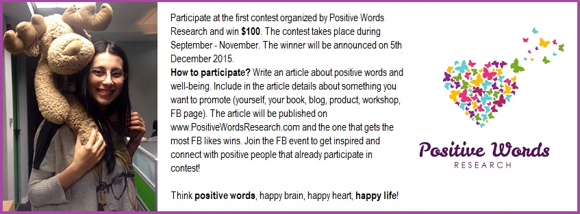 Writing Contest Win $100