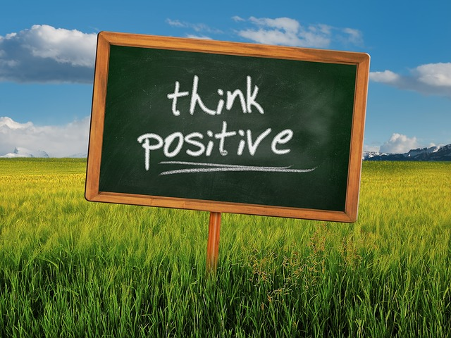 Healing Power of Positive Words Think Positive