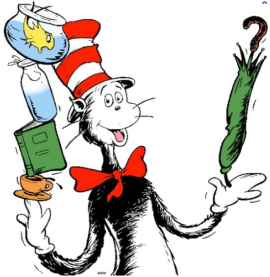 8 Life Lessons from Dr. Seuss