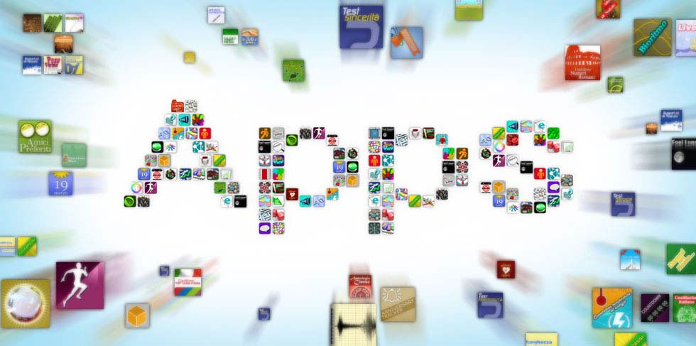 Application Software Apps Positive Words