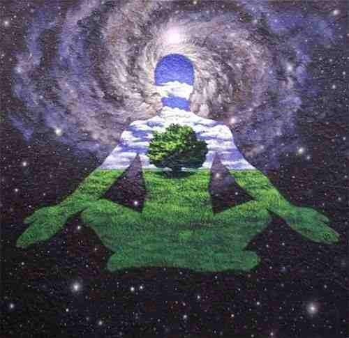 Reflective Reality: Reflections of the Inner Universe