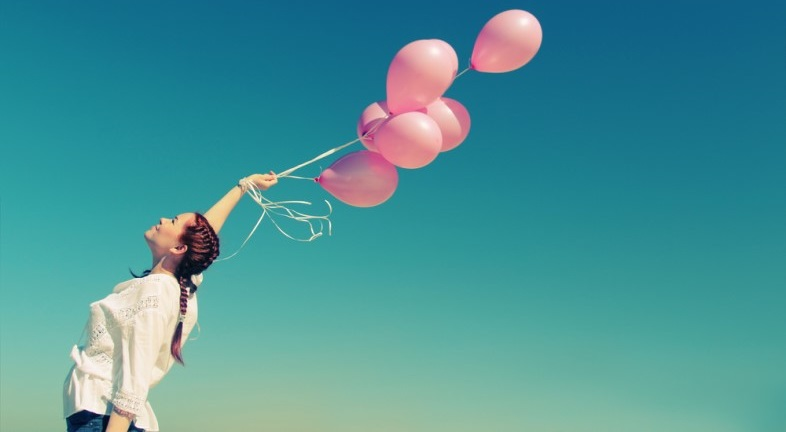 4 feelings to give up for a positive life