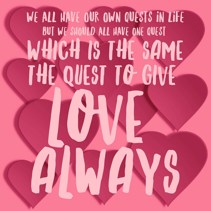 PICTURE - quest quote 3