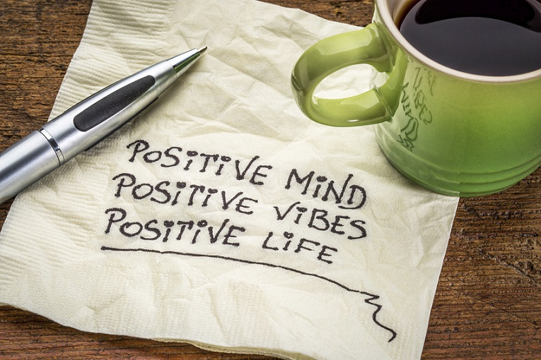 positive thoughts applied positive psychology