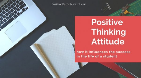 Positive Thinking in the life of a Student