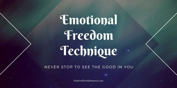 emotional freedom technique