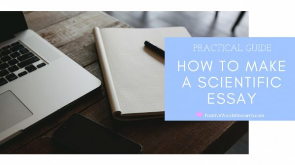 practical guide how to make a scientific essay scientific essay