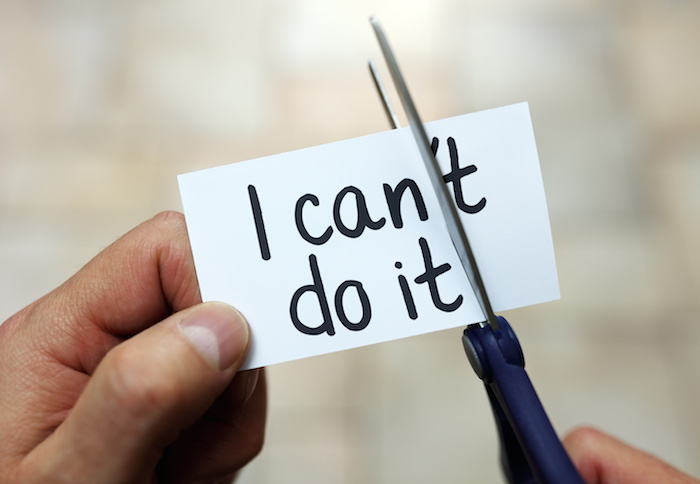 I can do it - Positive Attitude