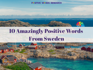 10 Amazingly Positive Words From Sweden