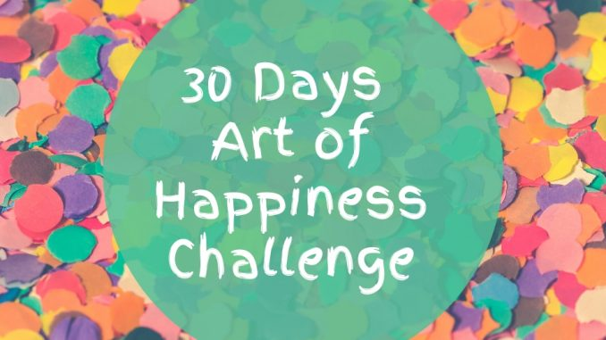 30-Days-Art-of-Happiness-Challenge