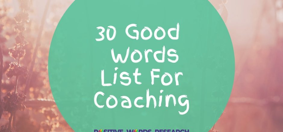 30-Good-Words-List-For-Coaching