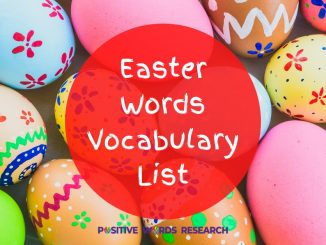 Easter-Words-Vocabulary-List